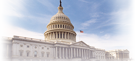A wide banner image of the Capitol Building